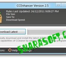 CCEnhancer CСleaner