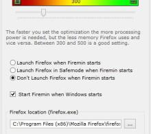 firefox потребление памяти