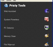 Pristy Tools