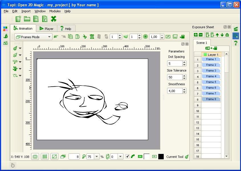 Программу для создание анимации к картинкам, годовщиной венчания мужу