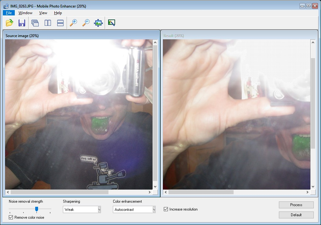 которых как улучшить качество фото на телефоне бывает так, что