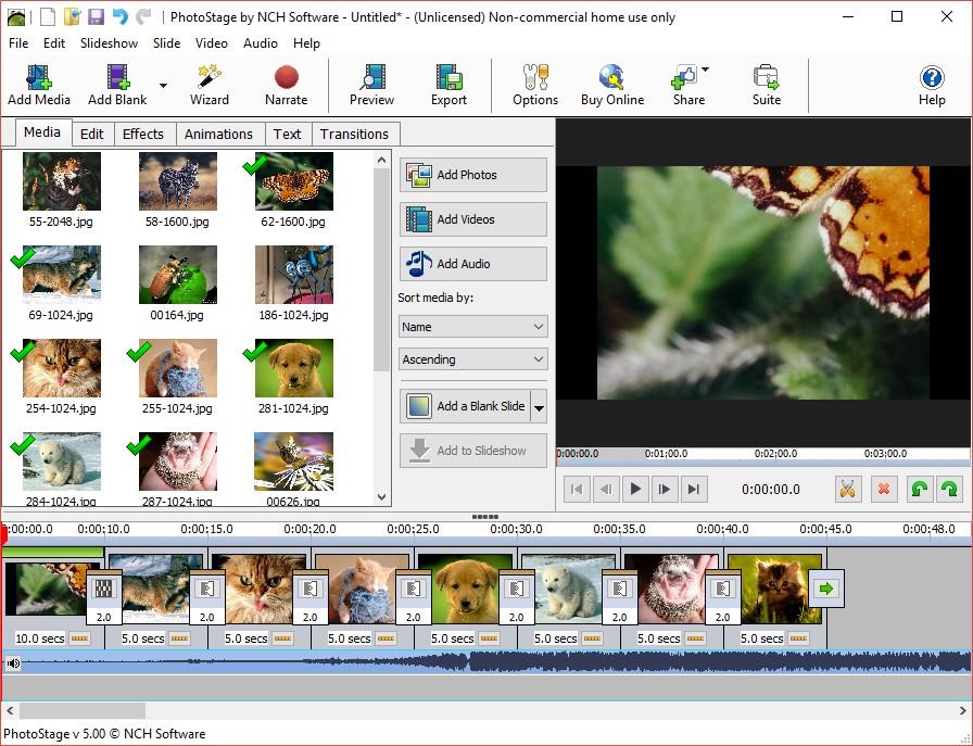 бесплатные программы для создания видеороликов и слайдов