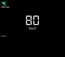 Digi GPS Accurate Speedometer