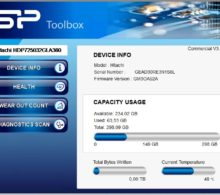 SP SSD Toolbox