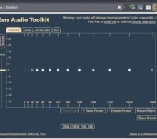 Ears Audio Toolkit